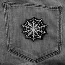 Aufnäher - Spinnennetz - Patch