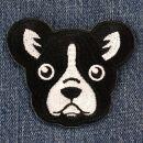Aufnäher - Französische Bulldogge - Patch