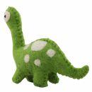 Dinosaurier - Dino - Filz - grün