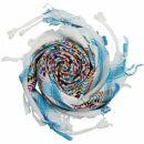 Kufiya - Keffiyeh - colorido-multicolor 10 -...