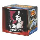 Tasse - Star Wars - Han Solo & Prinzessin Leia -...