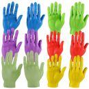 Finger-Hände - 1x Fingerpuppe Hand - verschiedene...