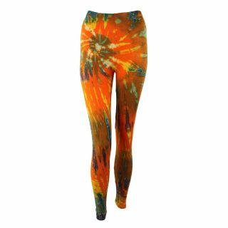 Batik tiedye Leggings Mia 02 one size