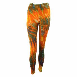 Batik tiedye Leggings Mia 04 one size