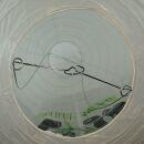 Papierlampe - Panda - Hängelampe - Lampenschirm