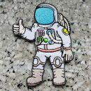 Aufnäher - Astronaut - Daumen hoch - Patch