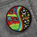 Aufnäher - Mushrooms and Universe 02 - Patch