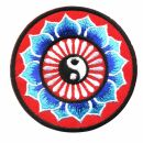 Parche - Flor del Yin y el Yang