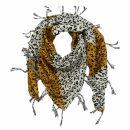 Scarpia di cotone - motivi animali - Modello 02 - foulard...