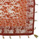 Baumwolltuch - Blumen und Ornamente - Modell 07 -...
