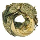 Schal im Pashmina Stil - Muster 01 - 190x70cm - Ethno...