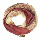 Schal im Pashmina Stil - Muster 03 - 190x70cm - Ethno...