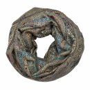 Schal im Pashmina Stil - Muster 06 - 190x70cm - Ethno...