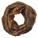 Schal im Pashmina Stil - Muster 07 - 190x70cm - Ethno...