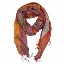 Schal im Pashmina Stil - Muster 16 - 190x70cm - Ethno...