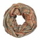 Schal im Pashmina Stil - Muster 19 - 190x70cm - Ethno...