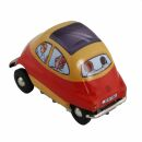 Juguete de hojalata - carro de cuerda - mini racer -...