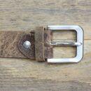 Loose belt buckle - replaceable buckle for a belt - Model...