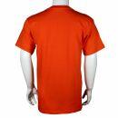 T-Shirt - Defragment 13 orange