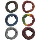 Bufanda de tubo - Bufanda de bucle - 16 cm - diferentes...