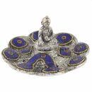 Incense stick holder - Bowl - Ornamentation - Buddha