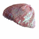 Gorro Lentejuela - rosa - caspa