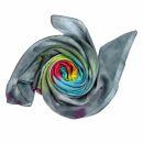 Pañuelo de algodón - Rainbow Spiral - tie...