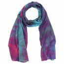 Chal - Allover - tie dye - 40x140 cm - Bufanda - Paño