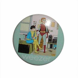 Button - Weezer - Anstecker
