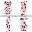 Loosefit dress - Longshirt - Batik - Tie dye - Allover -...