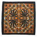 Bandana Cloth  - cannabis leaf big+small - Square Headscarf