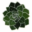 Patch - Lotus flower - green - Patch