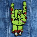 Patch - Zombi hand - green - Patch
