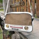 Bolso de bandolera - Radio - grande ancho - todos colores...