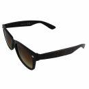 Freak Scene Sunglasses - M - Stripes brown