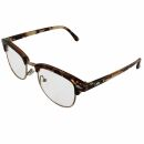 Freak Scene 60s glasses - M - brown clear
