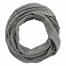 Schal - grau meliert 1 - Sommerschal - Halstuch
