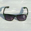 Freak Scene gafas de sol - L - verde transparente
