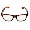 Freak Scene gafas - M - marrón transparente