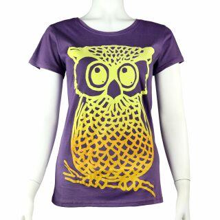 Lady Shirt - Women T-Shirt - Eule 1
