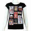 Lady Shirt - Women T-Shirt - Pizzicato five braun