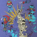 Lady Shirt - Women T-Shirt - Unterwasser-Welt