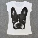 Camiseta chica - Bulldog