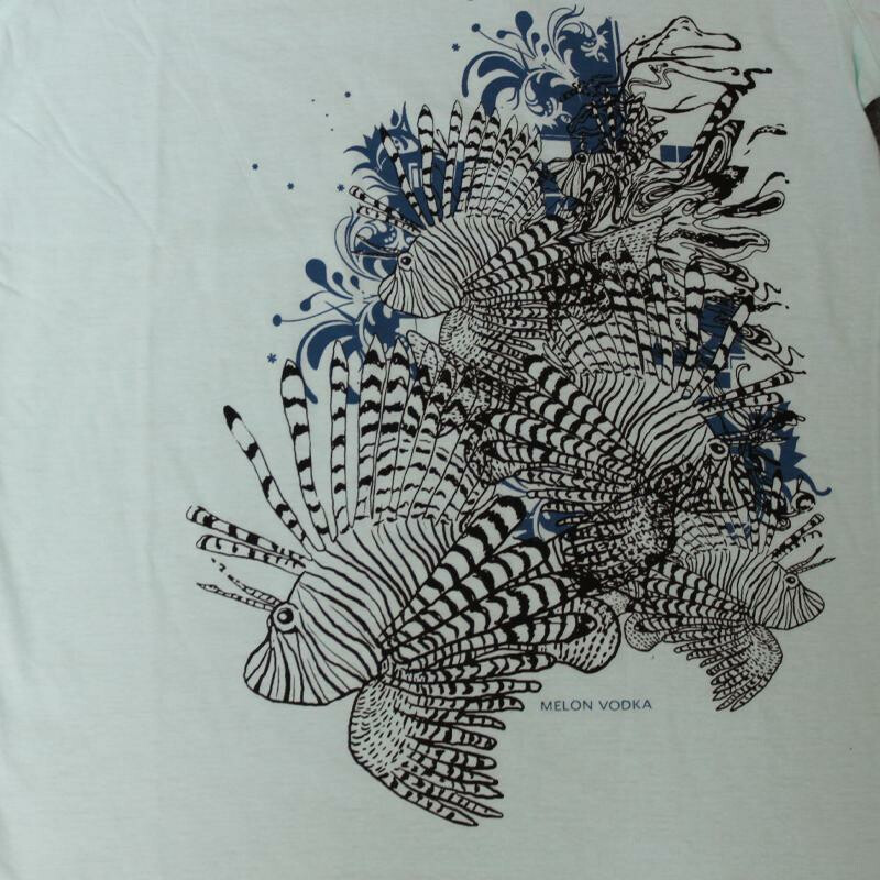 Lady Shirt - Women T-Shirt - Fische