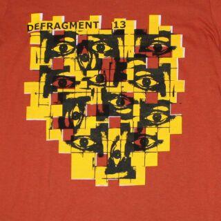 Longsleeve Lady Shirt - Defragment 13