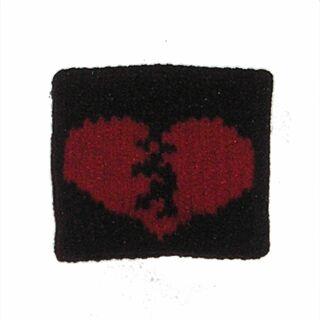 Fingerschweissband - Herz - Schweißband für Finger