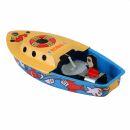 Juguete de hojalata - Barca Robin