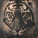Lady Tank Top - Tiger black
