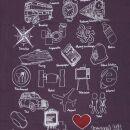 Lady Shirt - Women T-Shirt - Travel Kit