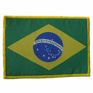 Parche - Brasil - Bandera